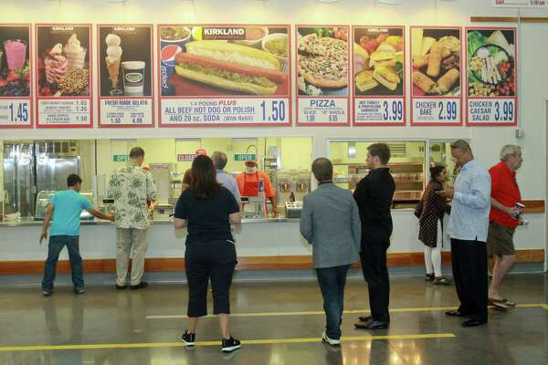Warehouse club Costco offers low costs for high-end customer