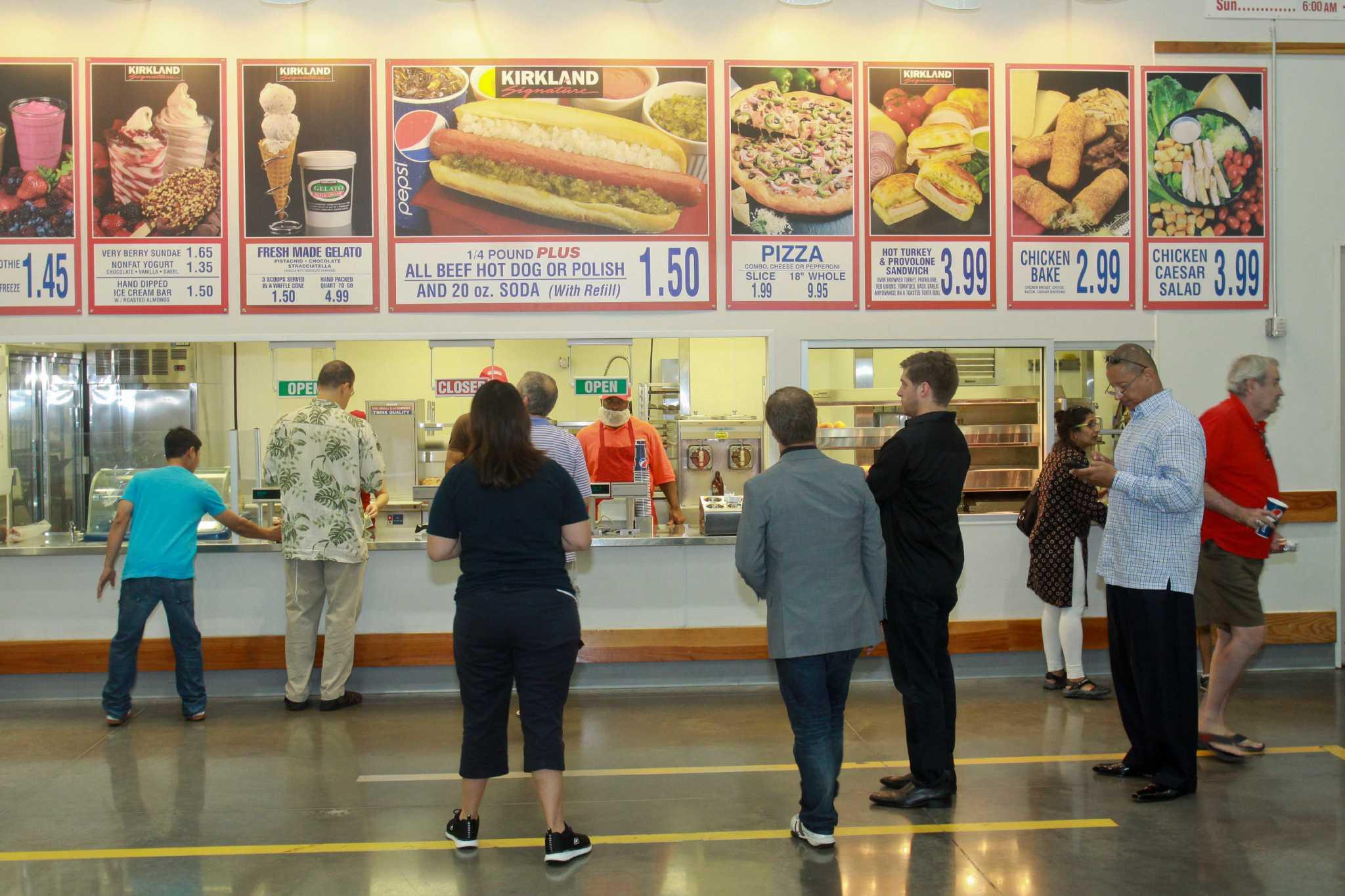 Sam S Club Fountain Drinks Food Court