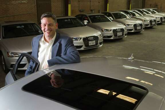 At Silvercar, led by CEO Luke Schneider, there's one choice: the 2013 Audi A4 S. Silvercar opened this week at Hobby Airport. The startup also serves Dallas/Fort Worth International Airport and Love Field, and Austin Bergstrom International Airport.
