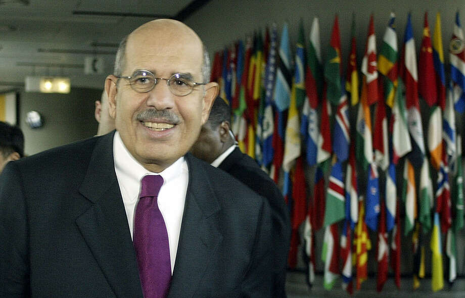Mohamed ElBaradei said he worked hard to convince the West of the need for Morsi to go.