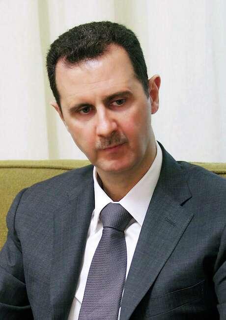 Syrian President Bashar Assad said Islamist groups like the Muslim Broth-erhood were unfit to rule.