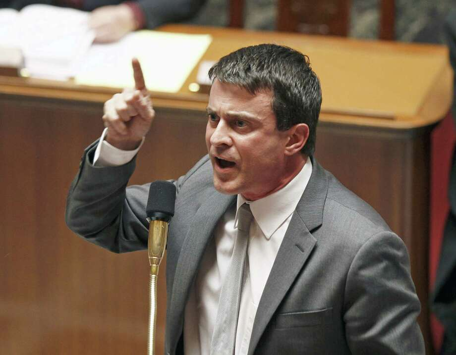 French Interior Minister Manuel Valls said spying has no place between allies and part-ners.