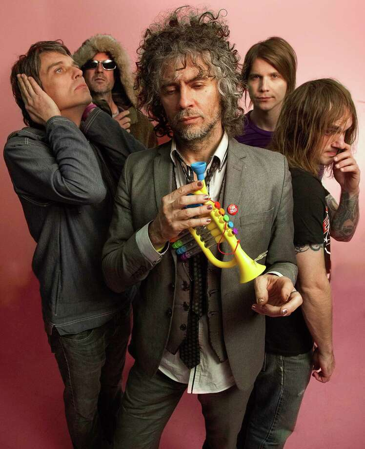 The Flaming Lips will perform Monday night, July 15, at Toyota Presents the Oakdale Theatre in Wallingford. Photo: Contributed Photo