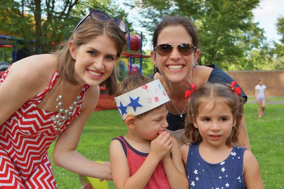 Were you SEEN at the Waveny Park family 4th celebration in New Canaan?  7/4/2013 Photo: Todd Tracy/ Hearst Connecticut Media Group