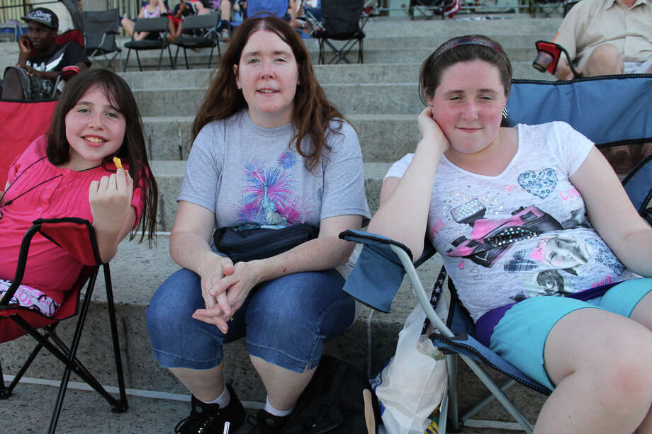 Were you Seen celebrating at the Fourth of July festivities on Thursday at the Empire State Plaza in Albany? Photo: Jackson Wang
