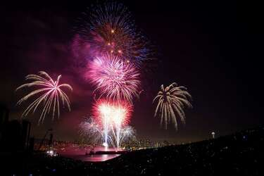 While lighting off fireworks near Seattle, be smart -- and