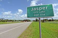 Fifteen years ago a crime left a mark on the town of Jasper that hasn't  been erased.  Recent controversies in Jasper have really taken a beating on the re-branding that community leaders have tried to push.  Will this reputation ever change? Photo taken June, 20, 2013. Photo taken: Randy Edwards/The Enterprise