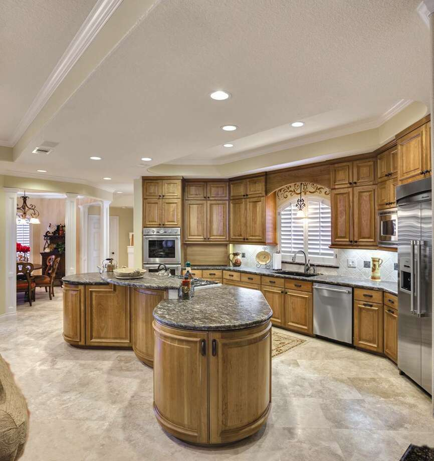 This kitchen was remodeled by Premier Remodeling and Construction.