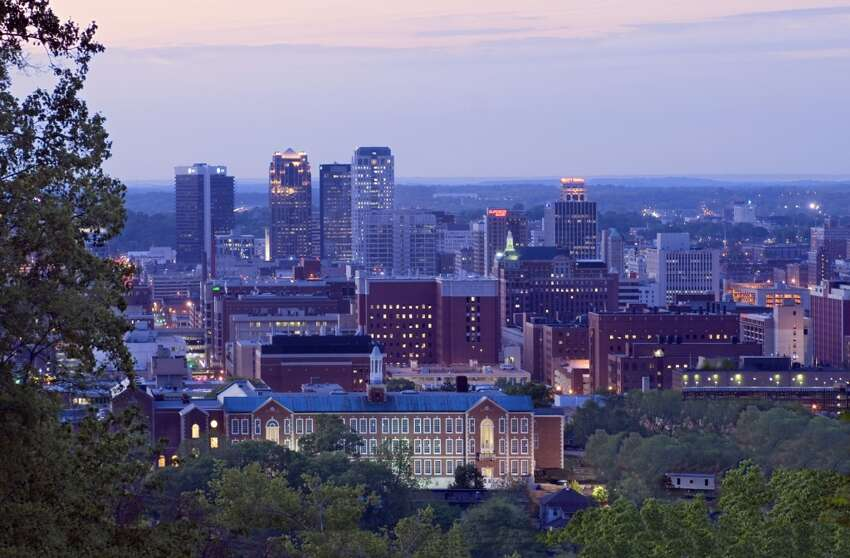 9. Birmingham, Alabama