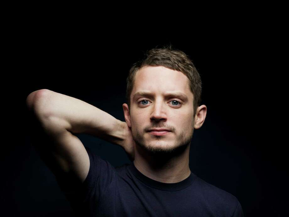 "Actor Elijah Wood has a starring role in the new horror film ""Maniac."" Photo: Victoria Will, FRE / FR170416 AP"