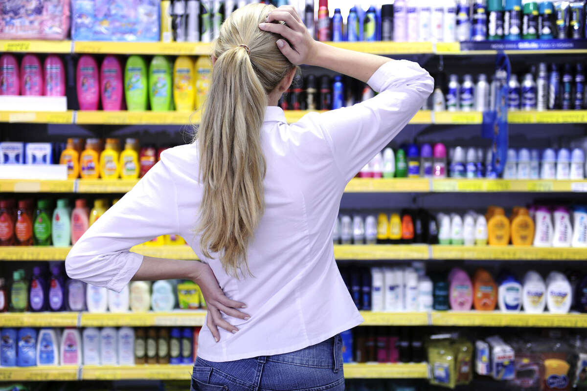 Hard to choose The EWG says that about 75 percent of the products they examined didn't offer adequate sun protection or contained ingredients that should cause concern.