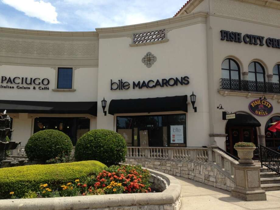 Bite Macarons is putting the finishing touches on the new the Plaza in the Park location.