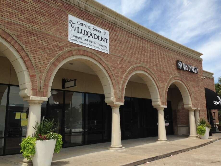 Luxadent is coming to the Terrace Shops at Buffalo Speedway.