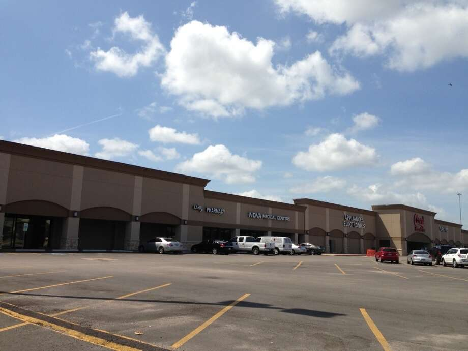 SuitMart will join Conn's in the redeveloped Loop Shopping Center on Main Street at Buffalo Speedway.