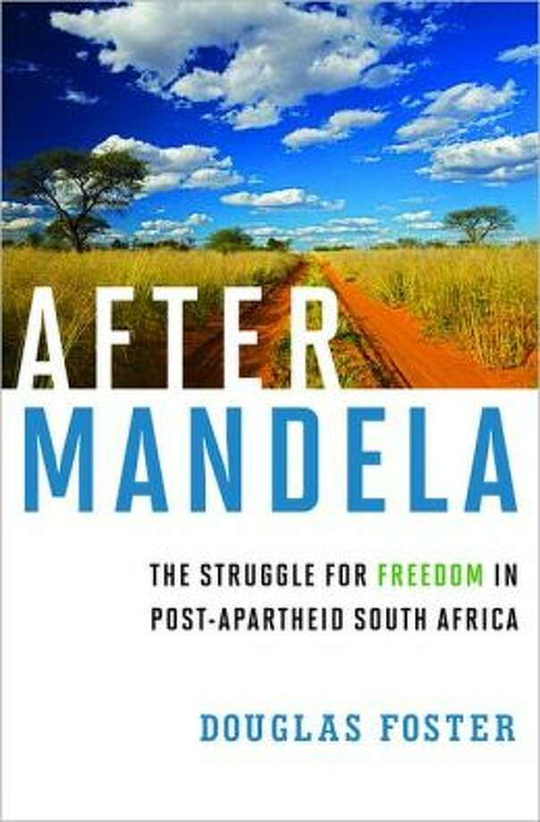 """After Mandela,"" by Douglas Foster Photo: Xx"