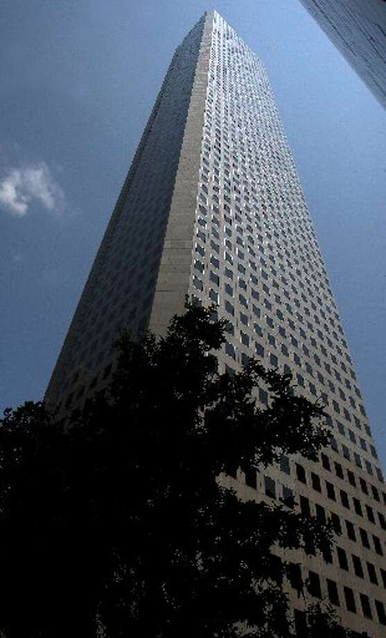 1. JPMorgan Chase Tower: 75 floors