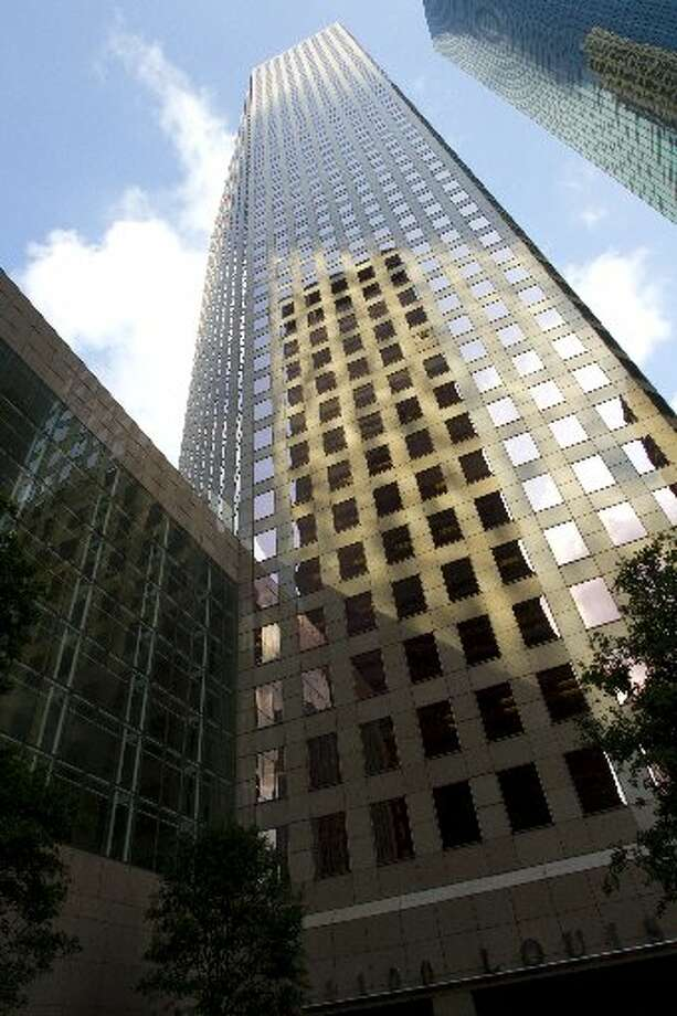 4. 1100 Louisiana: 55 floors