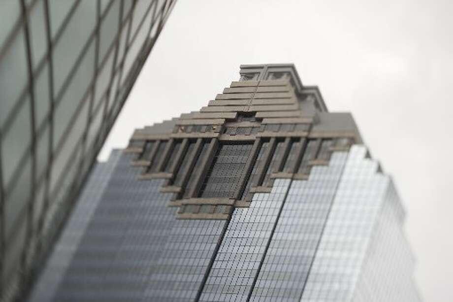 5. Heritage Plaza: 53 floors