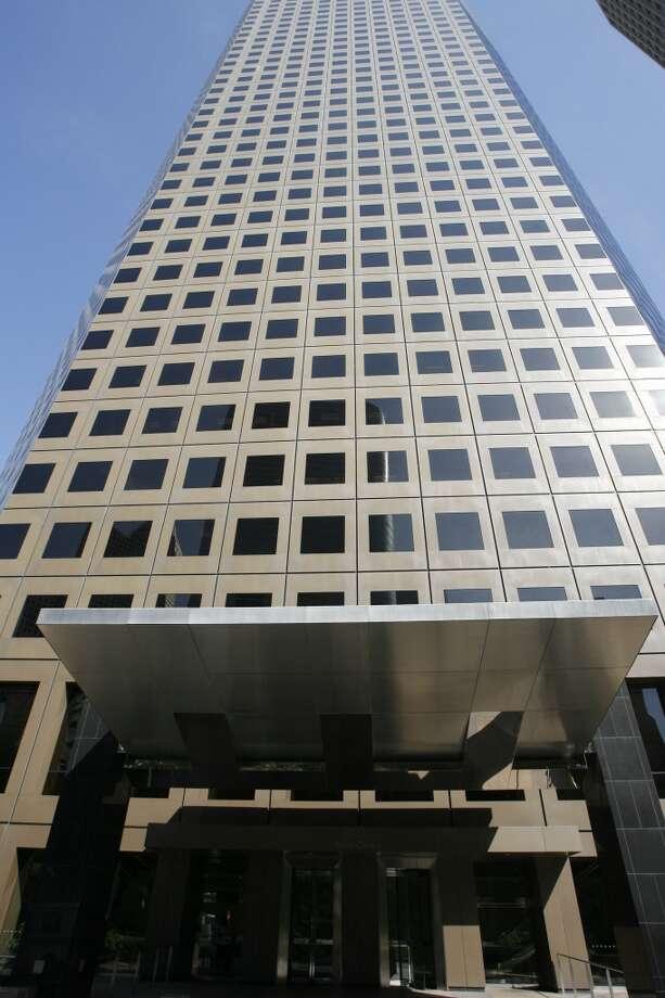 6. Three Allen Center: 52 floors