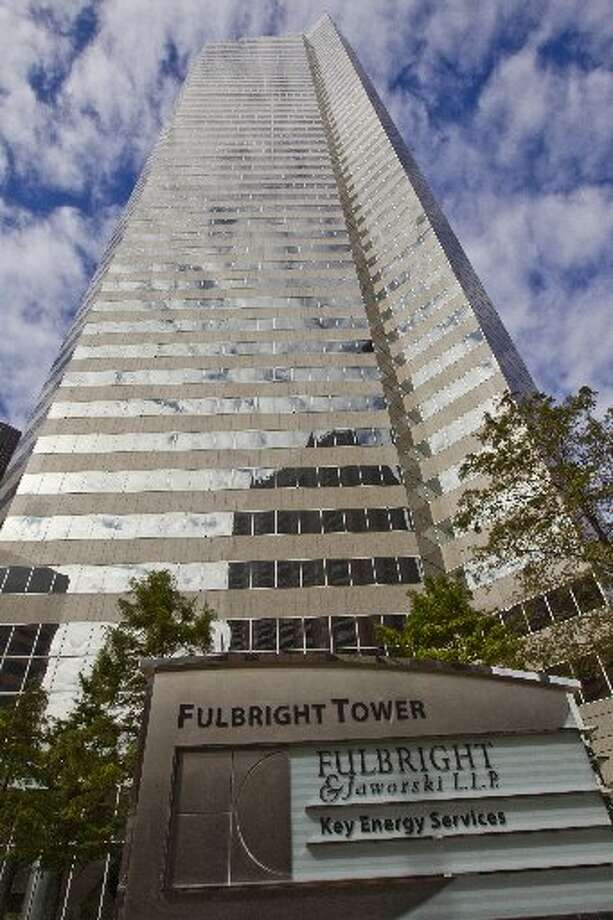 7. Fulbright Tower: 51 floors