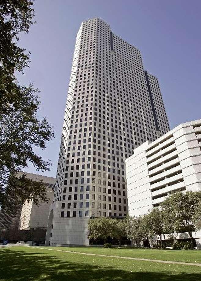 8. 1600 Smith: 51 floors
