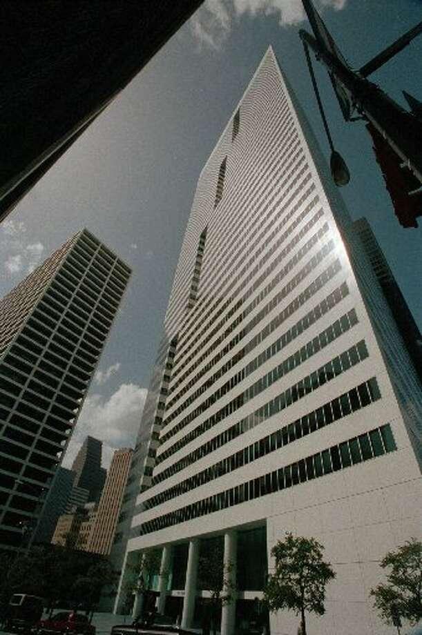 11. 1001 Fannin: 49 floors