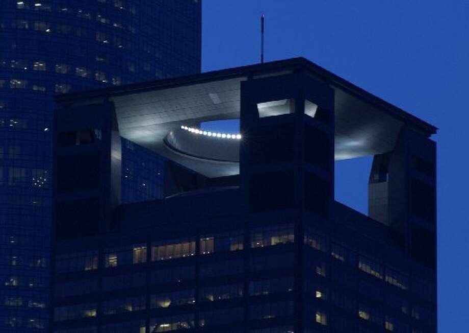 12: 1111 Louisiana: 47 floors