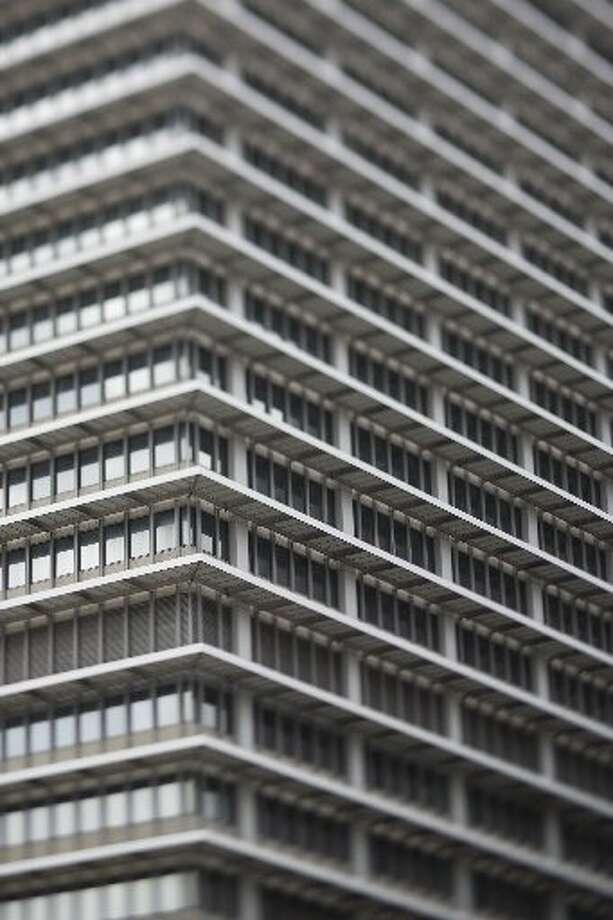 13. Exxon Building, 800 Bell: 46 floors