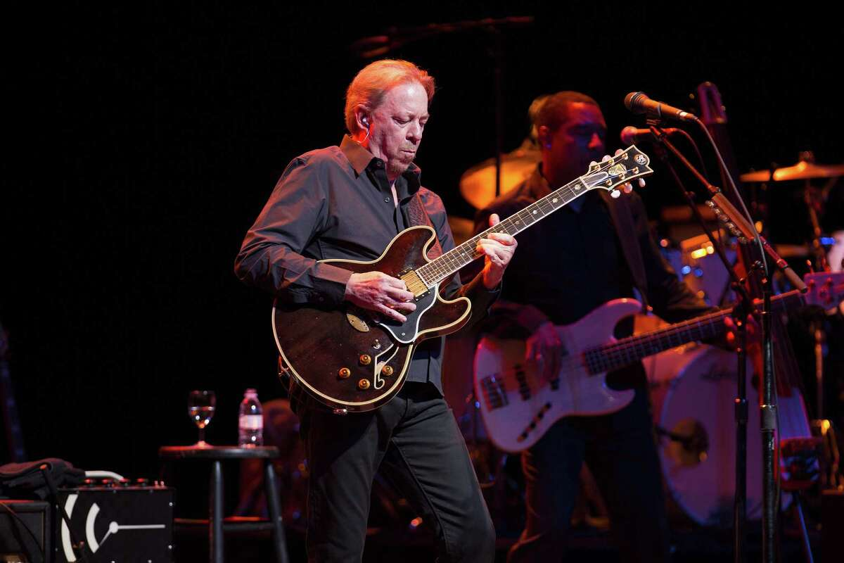 Boz Scaggs Born: June 8, 1944