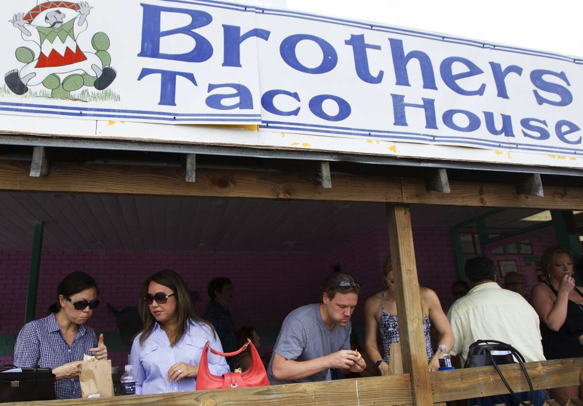 Brothers Taco House, 1604 Emancipation