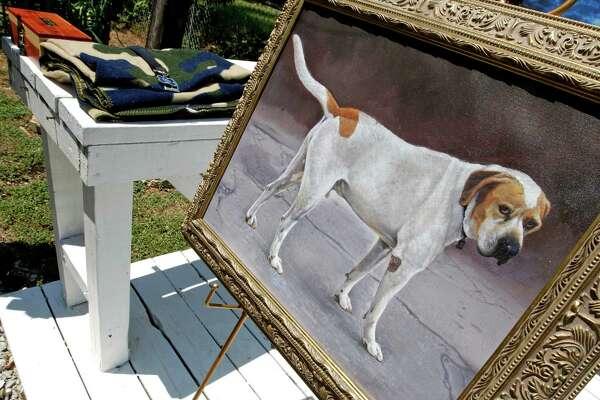 Fort Worth neighborhood remembers dog - HoustonChronicle com