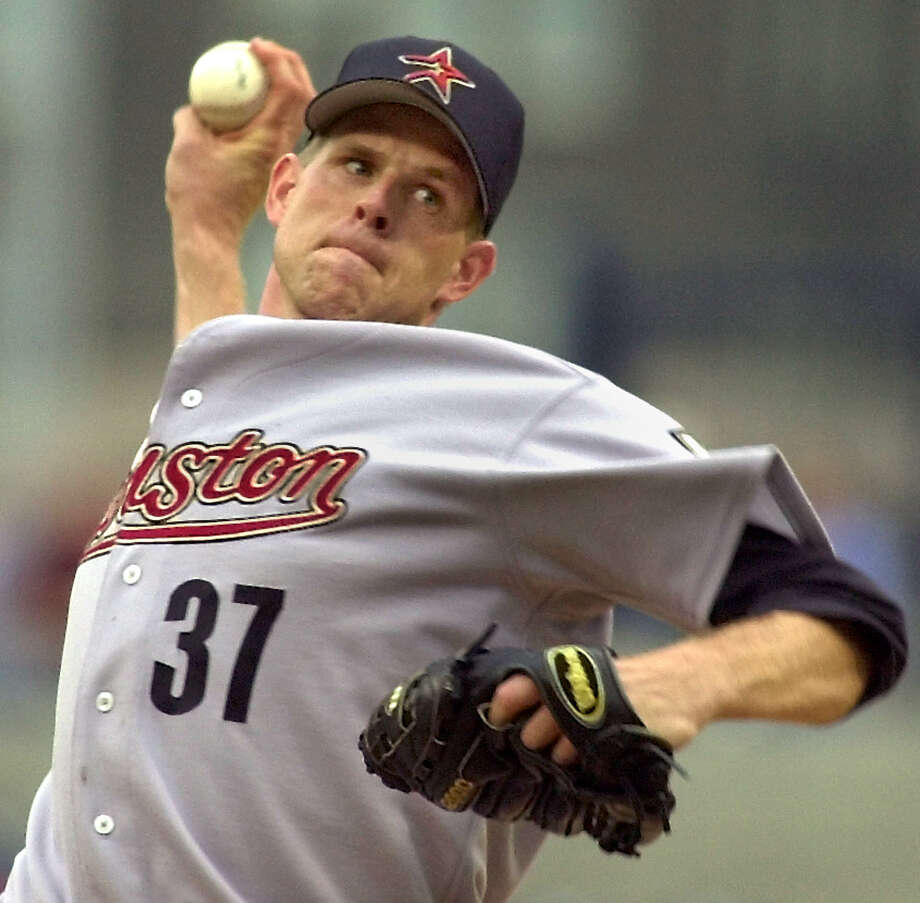 Shane Reynolds2000Reynolds only made the All-Star team once in his career, but he didn't make an appearance in the game. Photo: GENE J. PUSKAR, AP