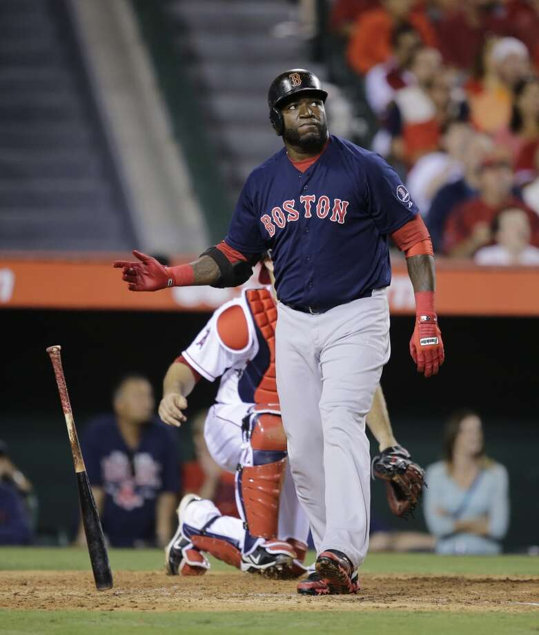 DH Starter - David Ortiz, Red Sox
