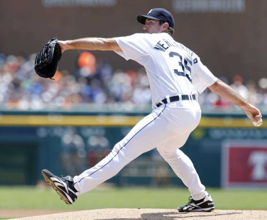 RHP - Justin Verlander, Tigers (pitched Sunday)