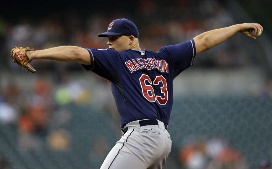 RHP - Justin Masterson, Indians