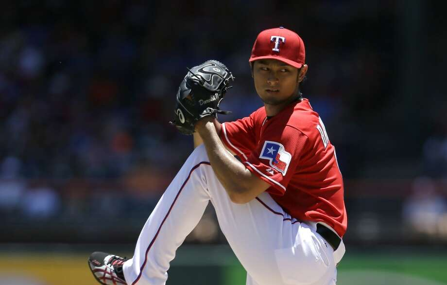 RHP - Yu Darvish, RangersChosen on Player Ballot, injured