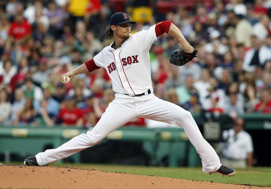 RHP - Clay Buchholz, Red SoxChosen on Player Ballot, injured