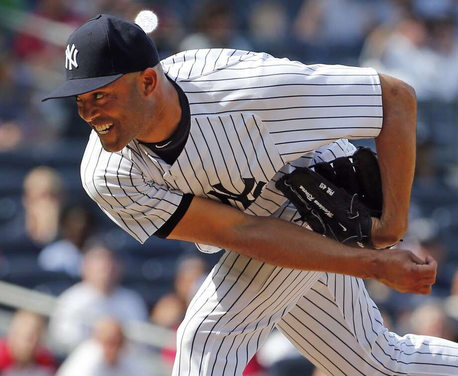 RHP - Mariano Rivera, Yankees
