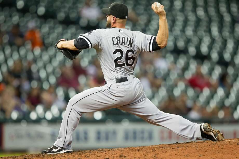 RHP - Jesse Crain, White SoxChosen on Player Ballot, injured