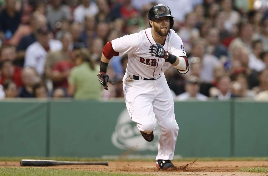 Reserve 2B - Dustin Pedroia, Red Sox