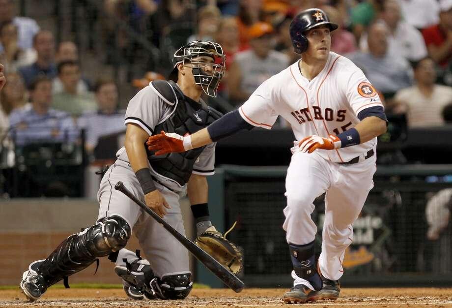 Reserve C - Jason Castro, Astros