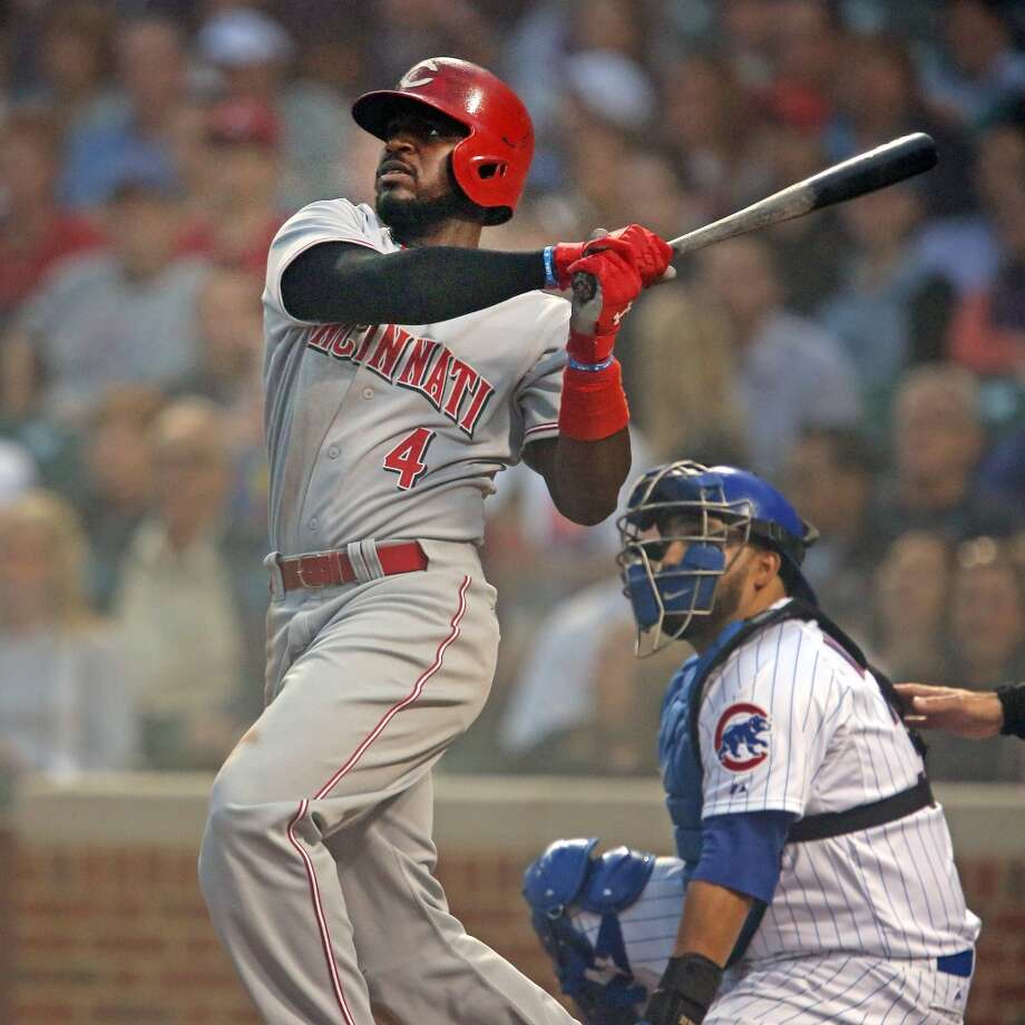 2B Starter - Brandon Phillips, Reds