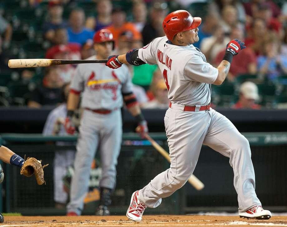 C Starter - Yadier Molina, Cardinals