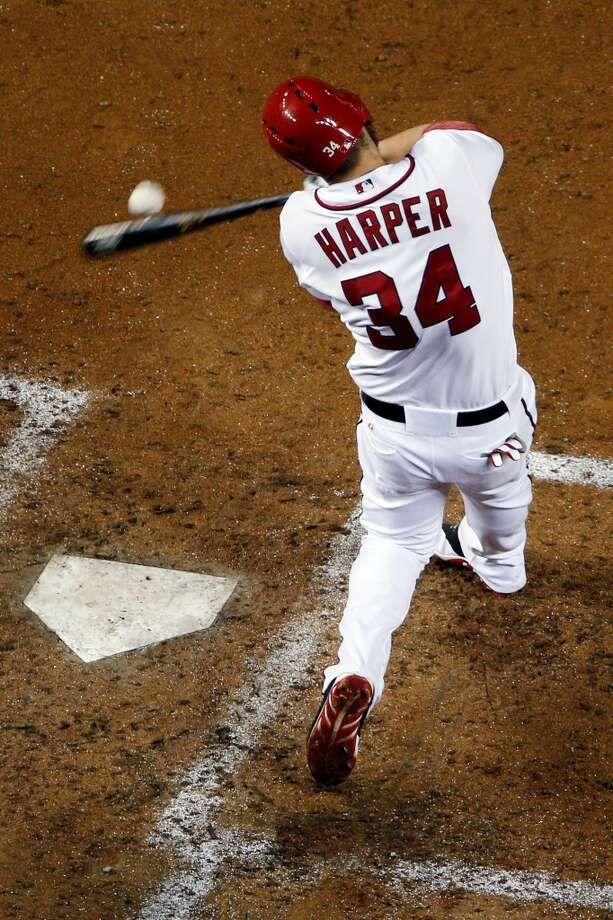 OF Starter - Bryce Harper, Nationals