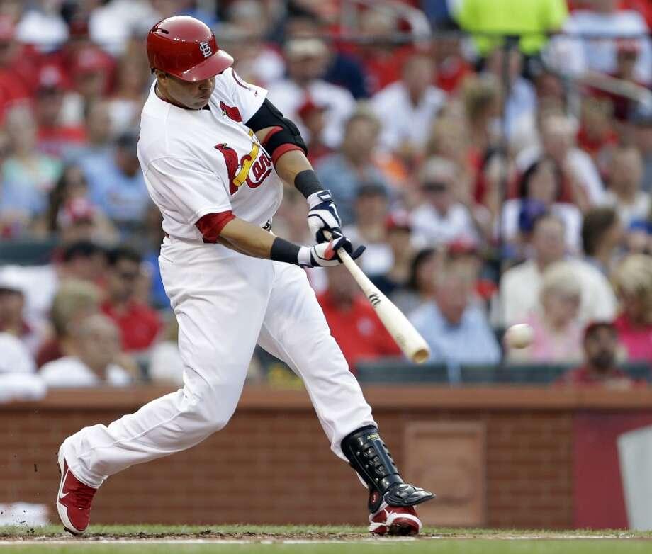 OF Starter - Carlos Beltran, Cardinals