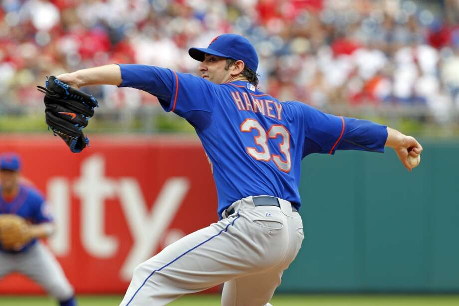 RHP - Matt Harvey, Mets