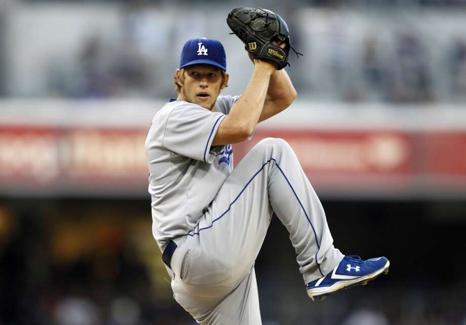LHP - Clayton Kershaw, Dodgers