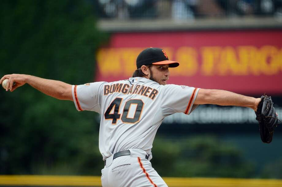 RHP - Madison Bumgarner, Giants