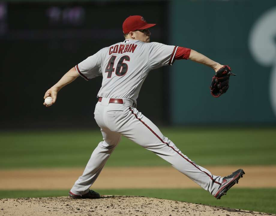 LHP - Patrick Corbin, D-Backs