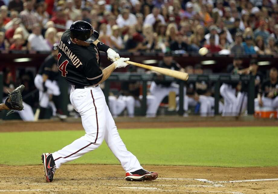 Reserve 1B - Paul Goldschmidt, D-Backs